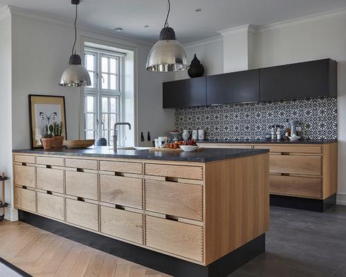 candinavian kitchen cabinets