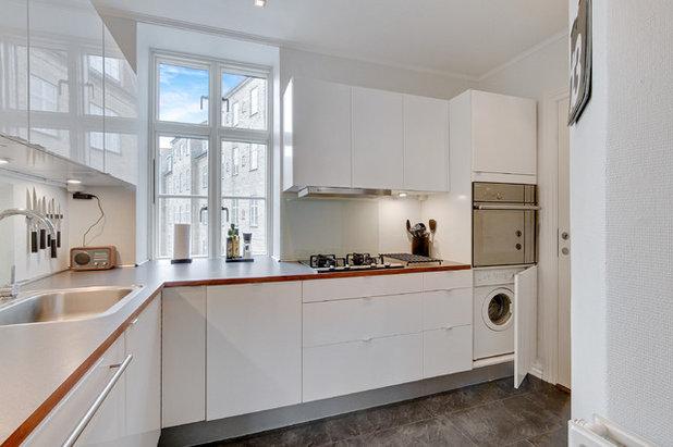 Skandinavisk Køkken by Din Mægler