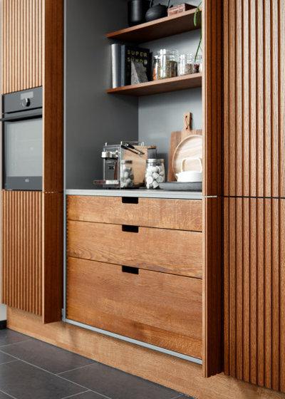 Skandinavisk Køkken by JKE Design