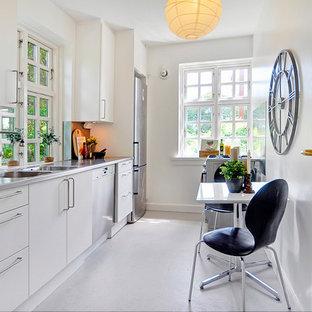 75 Most Popular Scandinavian Linoleum Floor Kitchen Design Ideas For