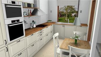 Køkken renovering i 60'er villa