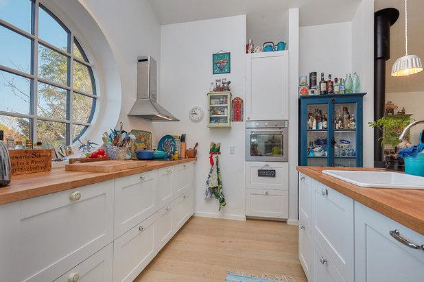 Eklektisk Køkken by Fotograf Camilla Ropers