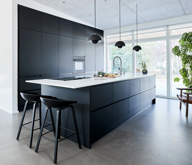 Contemporaneo Cucina by JKE Design