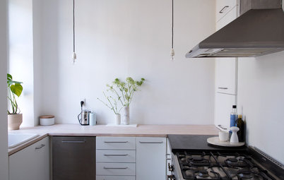 My Houzz: White Simplicity Offers Peace in a City Centre Flat