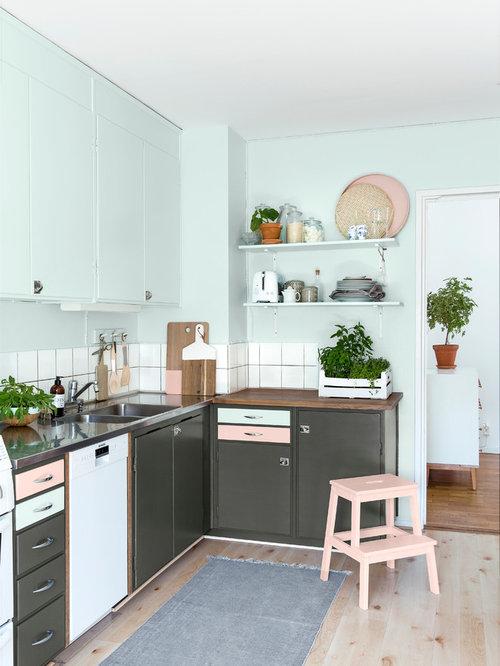 Gør det selv køkken: Inspiration og idéer I Houzz