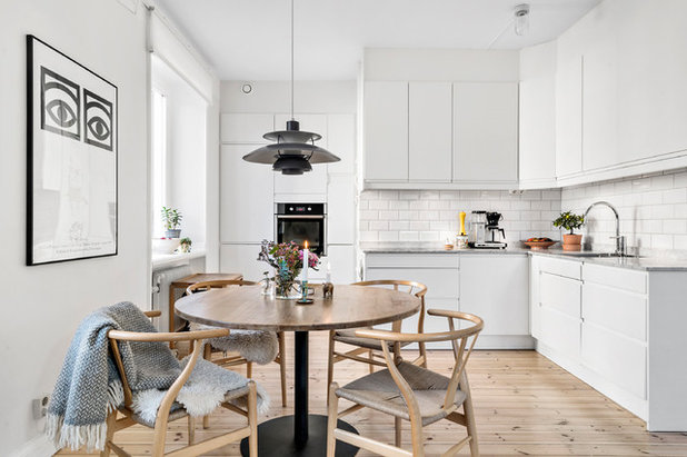 Scandinavian Kitchen by Wilmer Interior