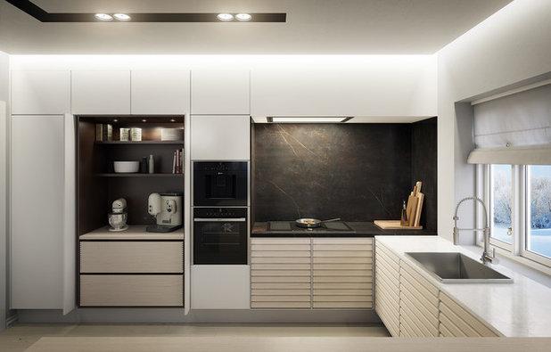 Moderne Køkken by Svane Køkkenet