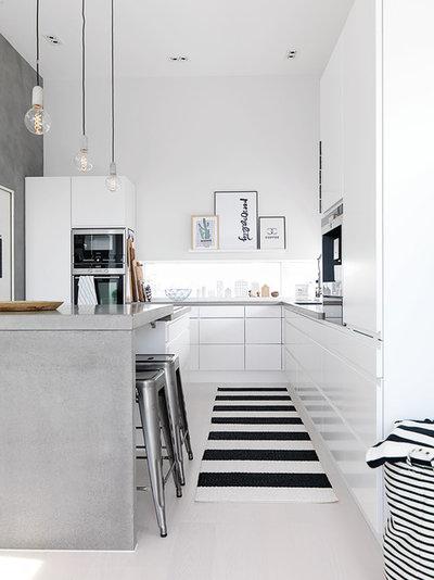 form funktion und etwas farbe frische k chen im skandinavischen stil. Black Bedroom Furniture Sets. Home Design Ideas