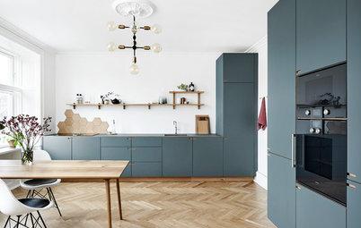 Danske favoritter: De 13 mest populære farvede og mørke køkkener