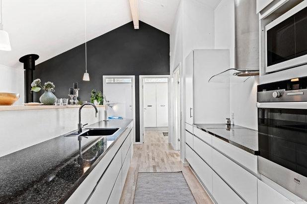 Skandinavisk Køkken by Arkitekt Stefan Vesti Brorsen