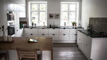 Svalehalesamlet skuffer fra Kalø Køkkenet