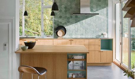 10 idées de crédence pour sublimer une cuisine en bois