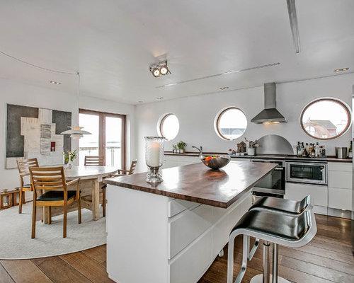 Cucina al mare Danimarca - Foto e Idee per Arredare