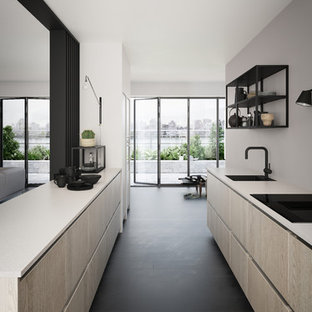 TINTA wood kitchen