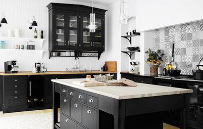 Køkken: Landkøkkenet hitter i de danske hjem