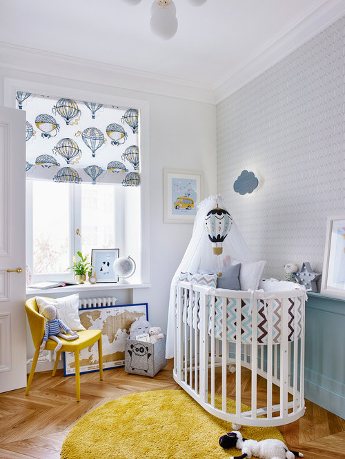 Nursery Design Ideas modern nursery ideas to create a stylish retreat Best Scandinavian Nursery Design Ideas Remodel Pictures Houzz