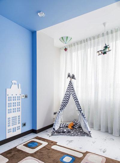 Современный Комната для малыша by Team Design