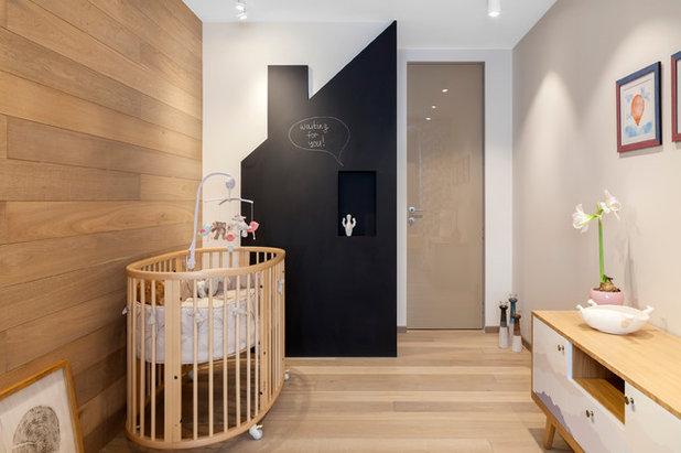 Современный Комната для малыша by DVEKATI