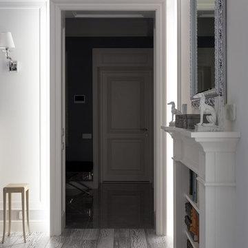 Вариант освещения коридора квартиры для Irina Saltykova - рукописи не горят