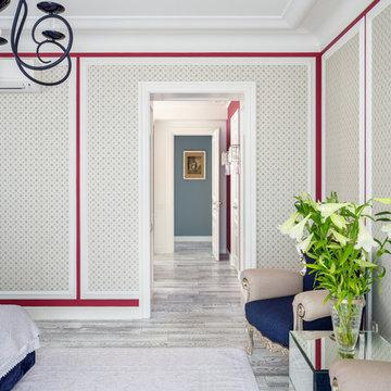 Дизайн квартиры для Irina Saltykova - рукописи не горят