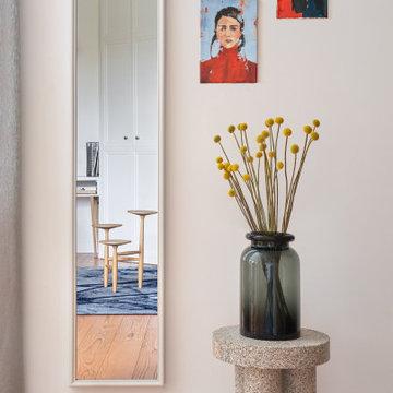 Дизайн квартиры-студии 40 кв. метров за 1,5 млн рублей