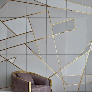 Свежая идея для дизайна: коридор в стиле современная классика - отличное фото интерьера