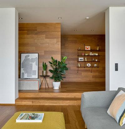 Scandinavian Hall by Domestic Studio