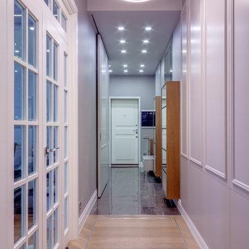 Фотосъёмка четырехкомнатной квартиры в Тропарево-Никулино