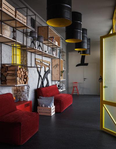 Industrial Hall by Totaste.studio   Виктор Штефан