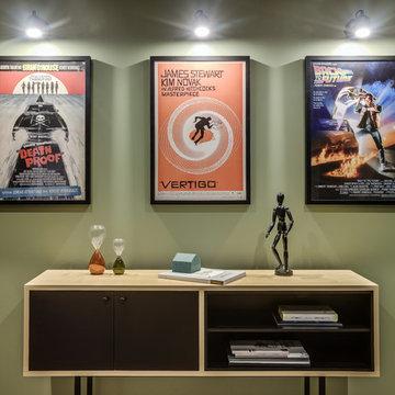 Квартира для киномана