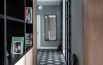 Houzz тур: Квартира на Петроградке в скандинавском стиле
