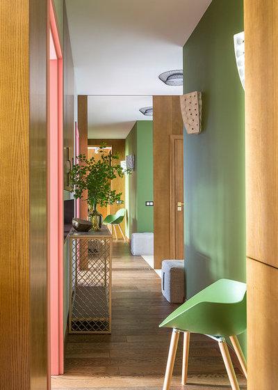 Современный Коридор by Make Interiors