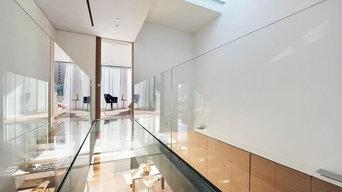Laminated Glass floors