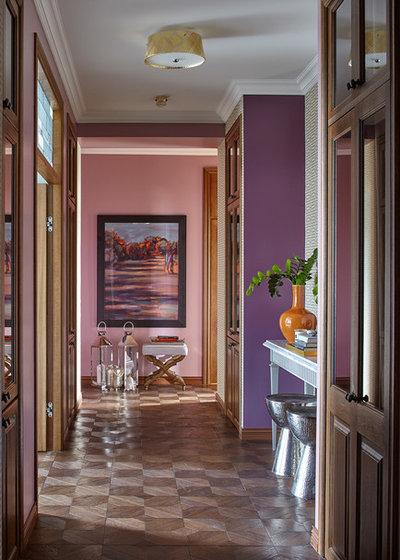 Eklektisk Hall by Follow beauty Interiors