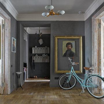 Ретро-квартира в сталинском доме