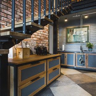 Создайте стильный интерьер: коридор в стиле лофт - последний тренд