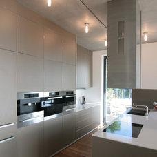 Contemporary Kitchen by mo+ architekten