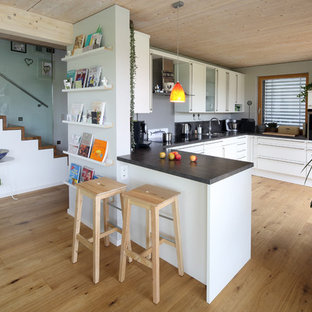 Moderne Wohnkuchen Ideen Design Bilder Houzz