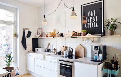 Kitchens: 10 Brilliant Ideas Borrowed from Scandi-style Kitchens