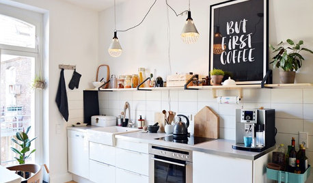 10 Ideas Borrowed from Scandi-Style Kitchens