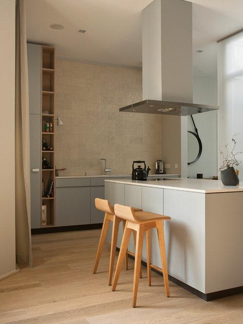 50 Kleine Küchen mit Quarzwerkstein-Arbeitsplatte Ideen, Design ...
