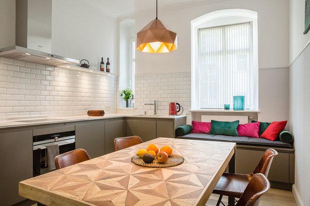 Eklektisch Küche by Conscious Design