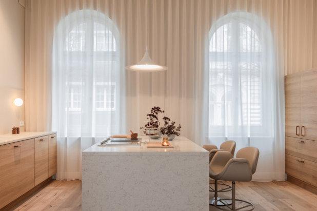 Scandinavian Kitchen by Constanze Ladner -- Interior Design
