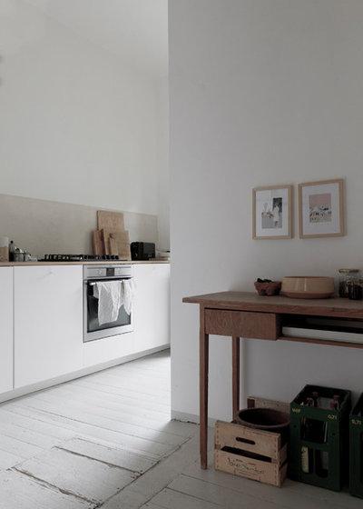 Skandinavisch Küche by STUDIO OINK