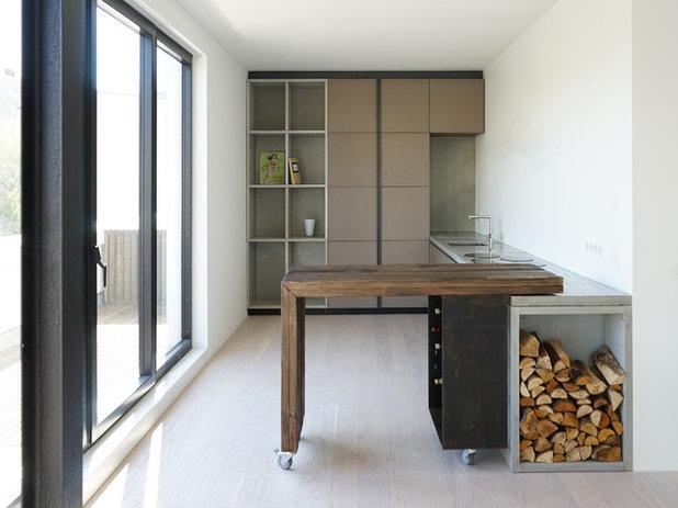 Modern Küche by koopX architekten