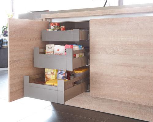 moderne wohnküche mit insel - Moderne Kchen Mit