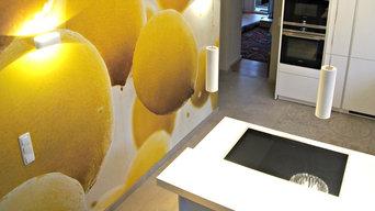 Aus Zwei mach Eins – Umbau Eigentumswohnung in Schwalbach/Ts – Teil 1 Küche