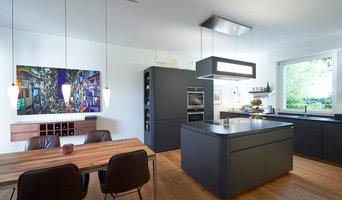 Ausgefallene Küche mit überraschenden Details