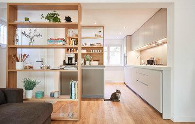 7 Küchen von minimalistisch bis rustikal