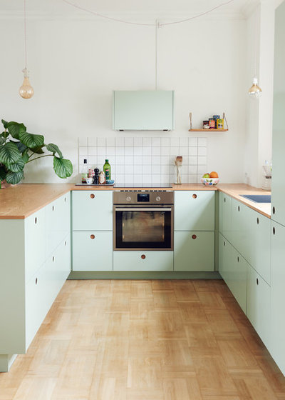 Scandinavian Kitchen by Reform